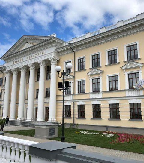 новость Открытие Дворца Культуры Саид-Галиева в Казани
