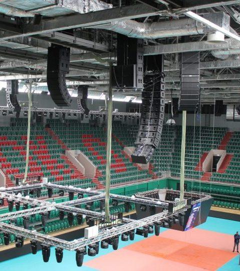 новость Новосибирский волейбольный центр «Локомотив-Арена»